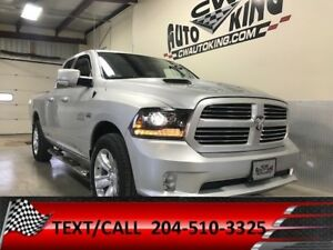 2016 Ram 1500 Sport / Low Kms / Financing Available