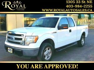2013 Ford F-150 XLT PWR EVERYTHING, INT PHONE ***PRICE REDUCED**