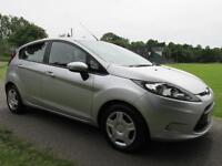 2012 (12) Ford Fiesta 1.6TDCi ( 95ps ) DPF ECOnetic Edge !!!FINANCE ARRANGED!!!