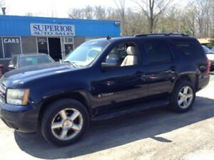2007 Chevrolet Tahoe LTZ Fully Certified! No Accidents!