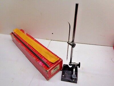 Starrett No. 257d Surface Gage 12 18 Spindles  Stk 18150ah