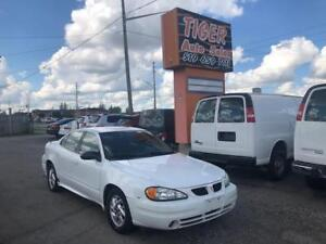 2005 PONTIAC GRAND AM**ONLY 140 KMS**AS IS SPECIAL