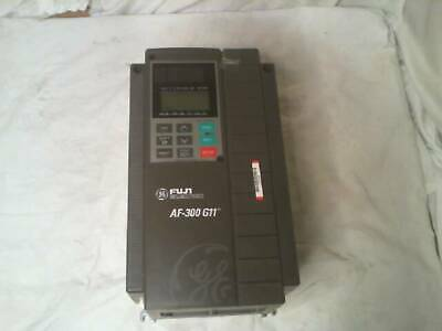 Fuji Af-300g11 Variable Frequency Drive - Reconditioned