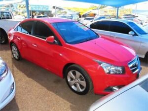 2009 Holden Cruze JG CDX Sedan 4dr Spts Auto 6sp 1.8i [May] Red Sports Automatic Sedan Minchinbury Blacktown Area Preview