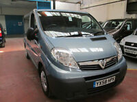58 VAUXHALL VIVARO WHEELCHAIR ADAPTED DISABLED 50 + ADAPTED VEHICLES IN STOCK