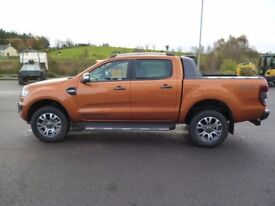 New/Unused Ford Ranger Wildtrac crew cab pick up