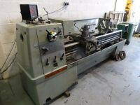 MASTIFF 1400 GAP BED LATHE DRO