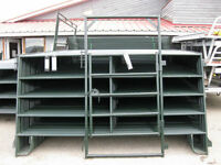 70' Round Pen Light Duty  with 4 Gate