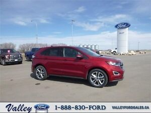 TECHNOLOGY, LUXURY, STYLE & SAFETY! 2016 Ford Edge SPORT AWD