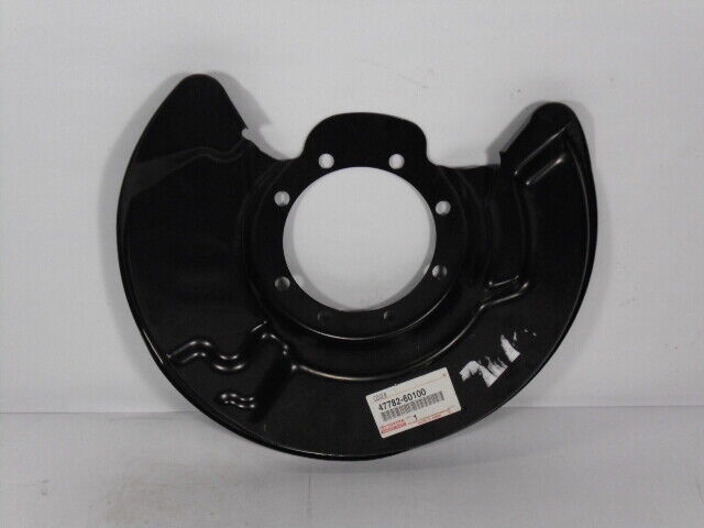 Toyota 47782-60100 Front Dust Disc Brake Cover  Nop