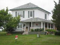 Updated Century Home - 1763 Highway 37