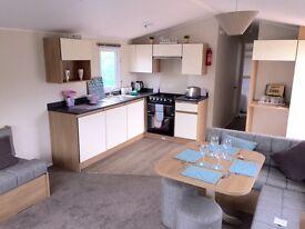 Brand New static caravan for sale - Ayrshire, Ayr, West Coast, Scotland.