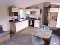 Brand New static caravan for sale - Ayrshire, Ayr, West Coast, Scotland.