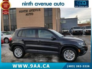 2016 Volkswagen Tiguan Comfortline 4dr All-wheel Drive 4MOTION 2