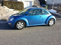 Volkswagen New Beetle automatique