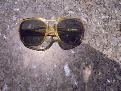 superbe paire de lunette vintage .
