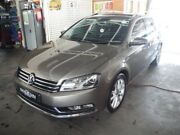 2011 Volkswagen Passat 3C MY10 Upgrade 125 TDI Highline 6 Speed Direct Shift Wagon East Lismore Lismore Area Preview