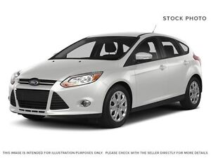 2014 Ford Focus Titanium, Leather, Nav, Moonroof