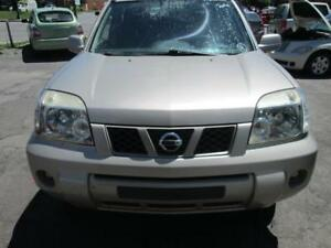 nissan xtrail 2006 auto full load clean in excellent condition