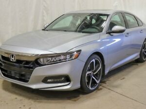 2018 Honda Accord Sedan Sport 2.0T 4dr Sedan
