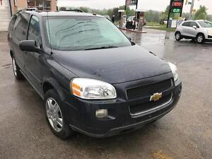 2009 Chevrolet Uplander LT1,PW,PL,CD,RADIO DVD, ASIS