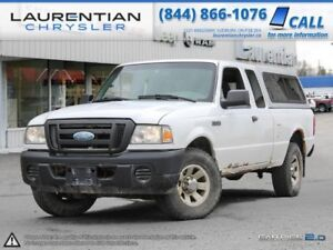 2008 Ford Ranger Ext Cab 4x4 -SELF CERTIFY-