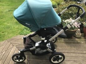 Bugaboo Buffalo - very good condition and perfect working order with accessories