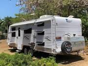 Family Caravan Clifton Beach Cairns City Preview