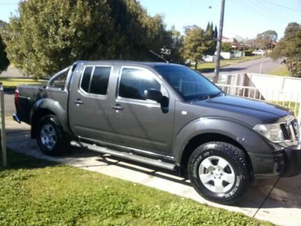 For swap nissan navara d40 Telarah Maitland Area Preview