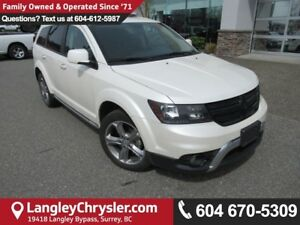 2016 Dodge Journey Crossroad <B>*NAVIGATION*8.4 TOUCHSCREEN*3...