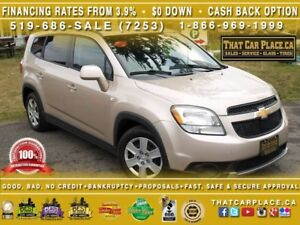 2012 Chevrolet Orlando 2LT - Alloy Wheels - Remote Start - Autom