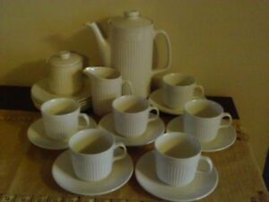 Johnson Brothers Athena 8-Person Tea and Coffee Set