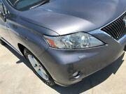 2012 Lexus RX350 Grey Sports Automatic Wagon Mornington Mornington Peninsula Preview