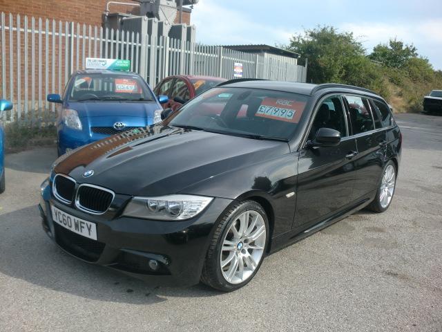 2010 BMW 318 2.0TD d M Sport Touring