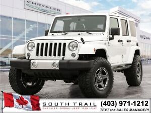2018 Jeep Wrangler Unlimited Sahara-ONLY $140/WK