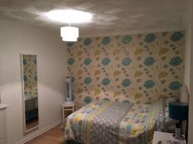 Attractive double room for single occupancy to rent near Newmarket - £550 pm includes bills