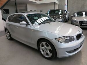 2007 BMW 120I E87 Silver 6 Speed Automatic Hatchback Keilor Park Brimbank Area Preview