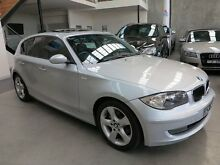 2007 BMW 120I E87 Silver 6 Speed Automatic Hatchback Essendon Moonee Valley Preview