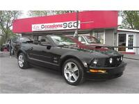 2008 Ford Mustang GT CONVERTIBLE )))) 26459 KM((((  AUTOMATIQUE