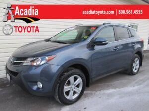 2014 Toyota RAV4 XLE AWD - Navigation Pkg **NO PAYMENTS UNTIL SP