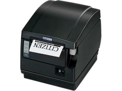 Citizen Ct-s651 Thermal Pos Receipt Printer - Ct-s651iis3etubkp - Black