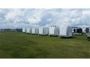 6X12 ENCLOSED CARGO, SCREWLESS EXT, ENCLOSED WIRING, **All In**