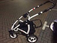 Baby pram pushchair 3 in 1 £190