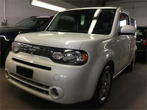 2010 Nissan cube 1.8 S With Back Up Camera.