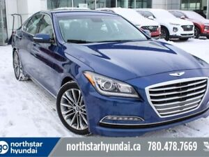 2015 Hyundai Genesis Sedan 3.8/PREMIUM/AWD/LEATHER/NAV/HEATEDSEA
