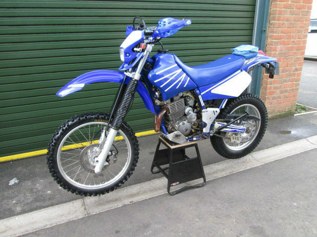 Sold yamaha ttr 250 electric start road reg 39 ed trail for Yamaha ttr 250