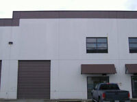 Industrial Warehouse Space For Sale.