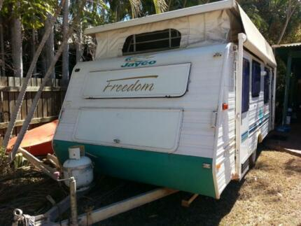 Jayco Freedom Caravan Cable Beach Broome City Preview