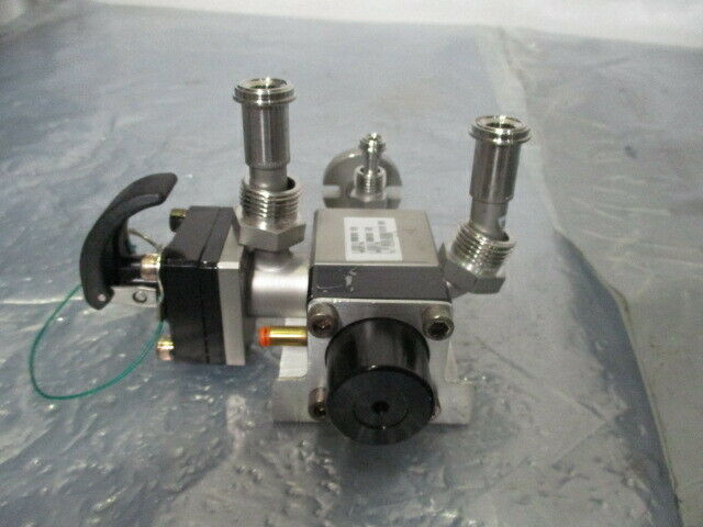 MKS 99E0716 Vacuum Interlock Assy w/ Safety Valve, 423493