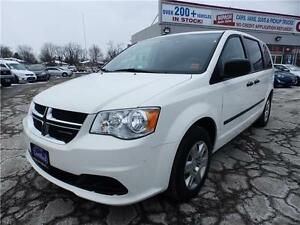 2013 DODGE GRAND CARAVAN STOW & GO NO ACCIDENTS ONTARIO VEHICLE